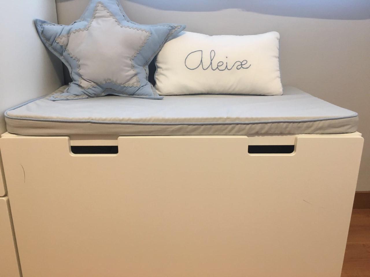 Colchoneta para ba l ikea baby kids deco - Ikea textil cama ...
